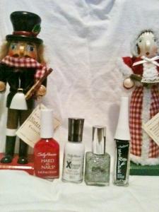 Santa Nail Tools