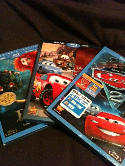 Disney movies = cheaper than therapy.