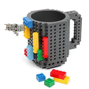 I like my coffee brick, er, black.