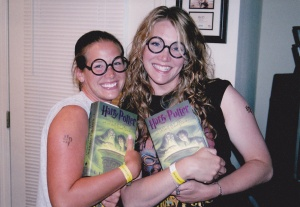 Harry Potter for life!