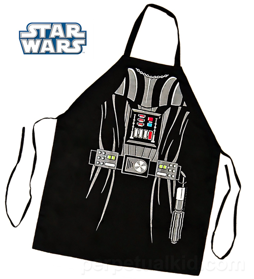I find your lack of seasoning disturbing.