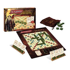 Scrabble, Shire-style.