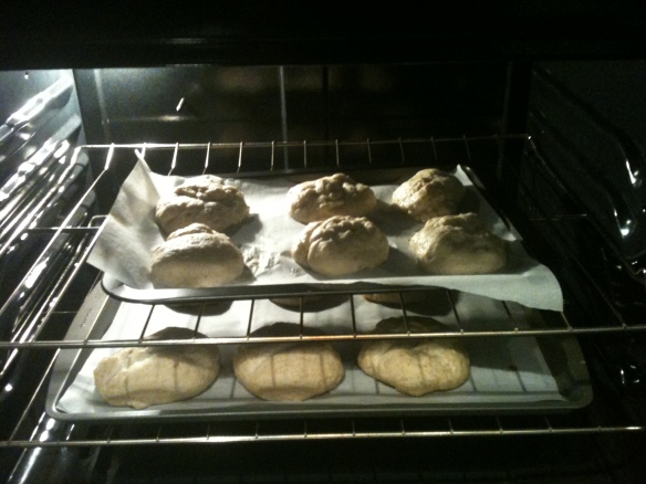 Lovin' from the oven!