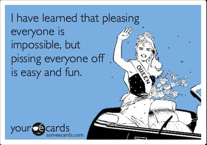 "Maybe not ""fun""...Okay maybe a little bit."