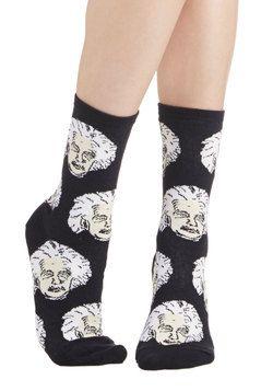 Feet + These = Smart Socks Squared!