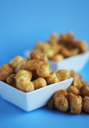 "Caramel Corn Puffs! (""Gotta have my Pops!"")"
