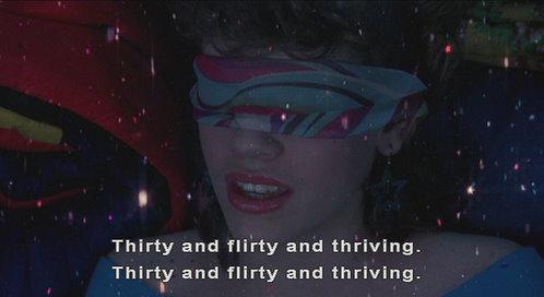 thirty flirty