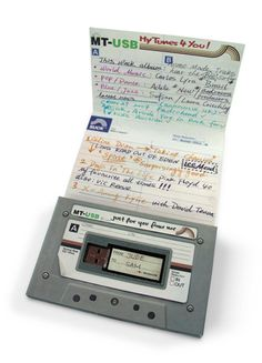Sadly, so many kids nowadays have NO idea what cassettes are!
