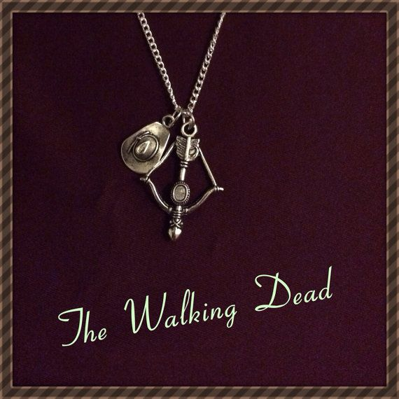 Does it come with an I <3 Daryl pendant?