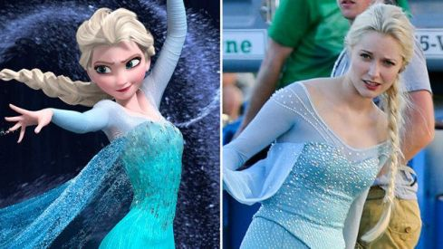 Fabulously Frozen!
