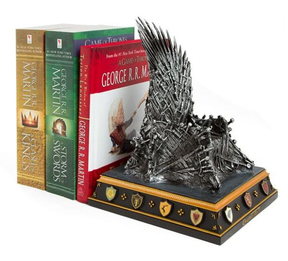 Thrones Bookend