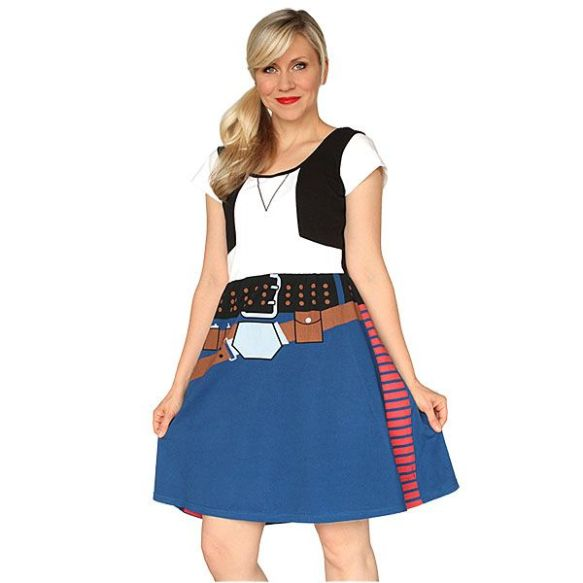 han solo dress