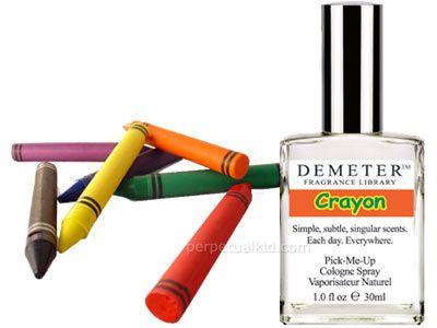 crayon perfume