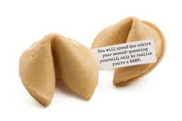 fortune cookie second