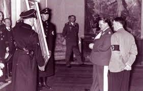 nazis stealing art