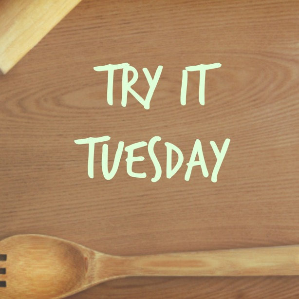 Try It Tuesday Cooking Badge