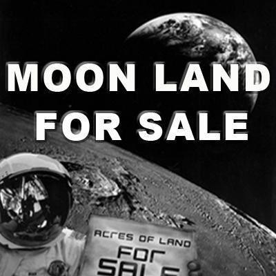 Land on the moon