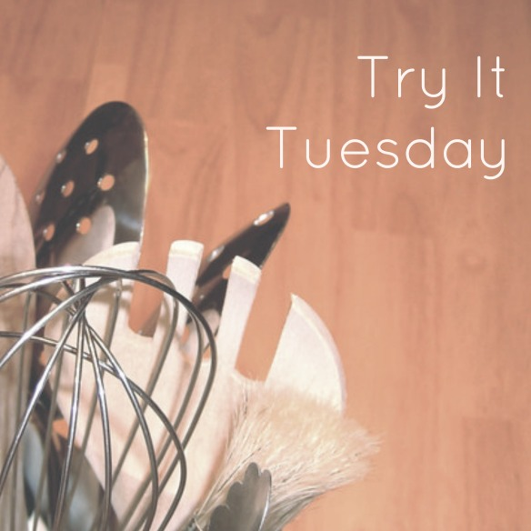Try It Tuesday Cooking Badge 2