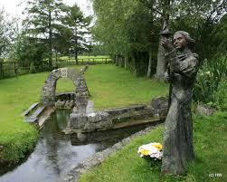st. brigid statue