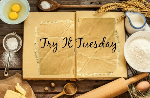 try it tuesday new