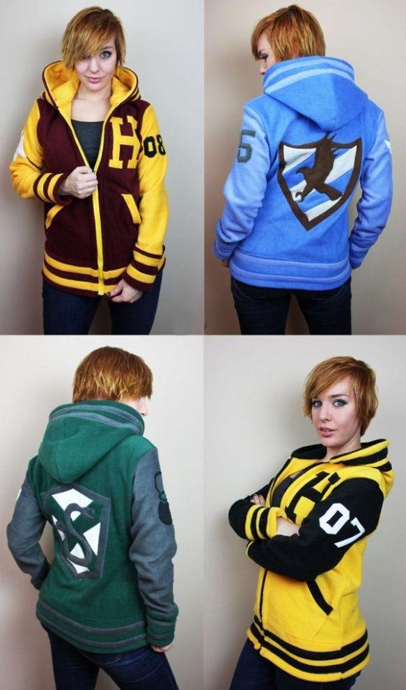 Harry Potter Varsity Jackets