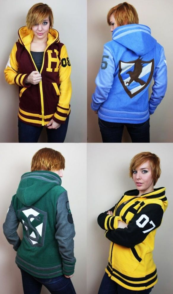 Harry Potter Varsity Jackets