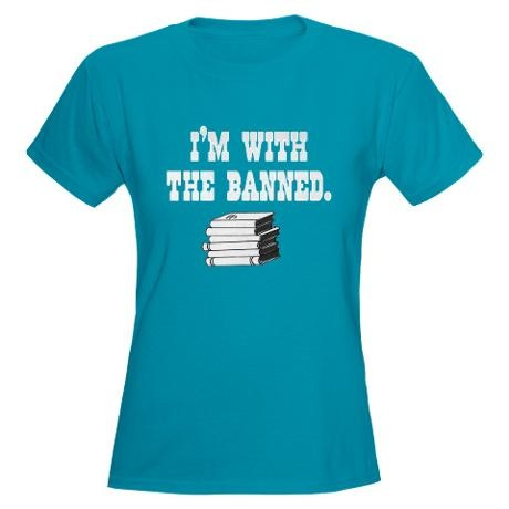 banned book shirt