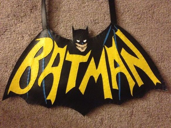batman purse