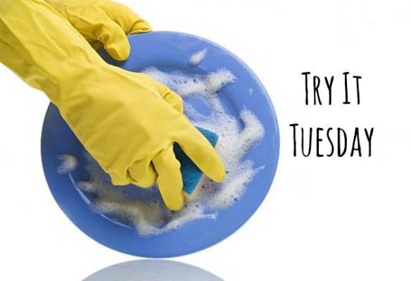 cleaning try it