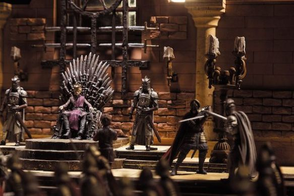 Iron Throne Playset