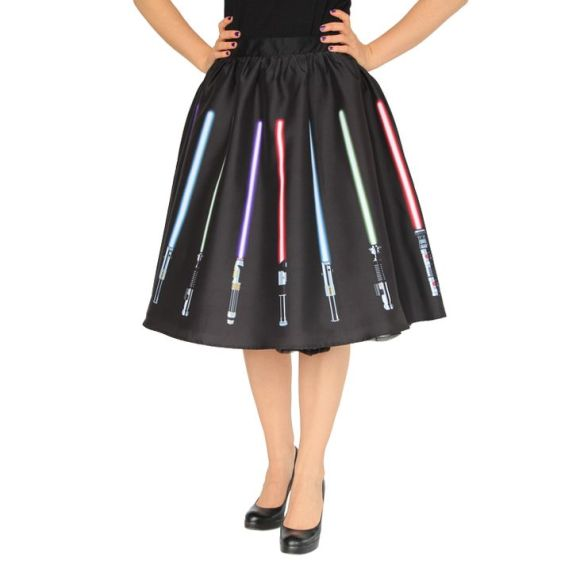 lightsaber skirt