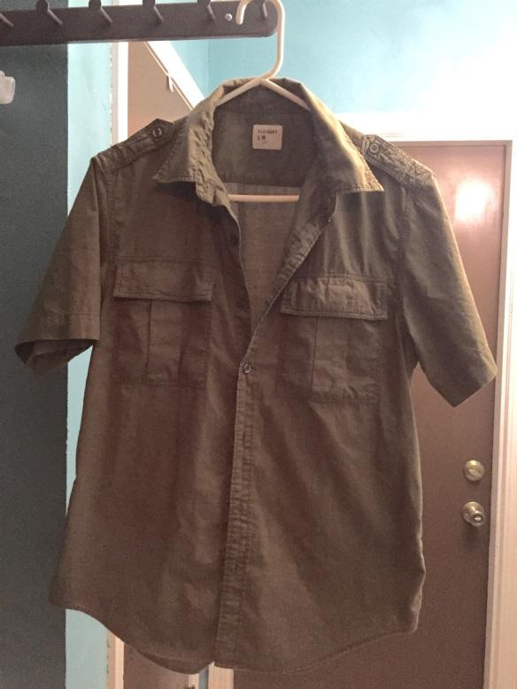 shirt after