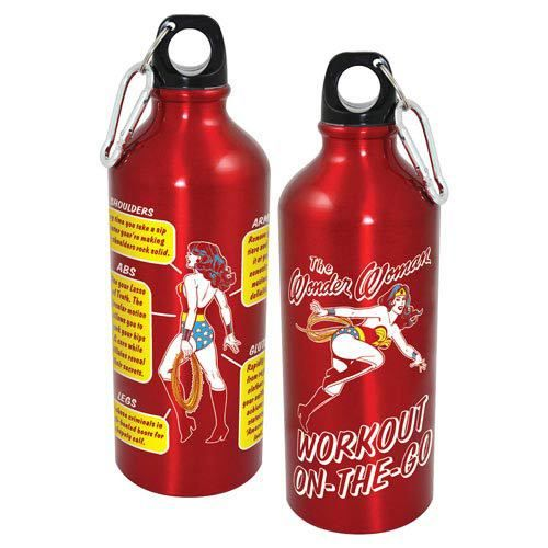 Wonderwoman workoubottle