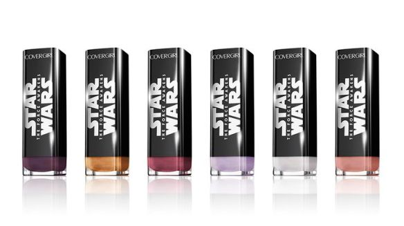 Fan Girl Friday Cover Girl Announces Star Wars Makeup Line