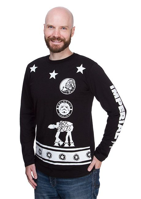 Fan Girl Friday Star Wars Sweater