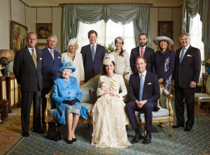 Hers Day Thursday Queen Elizabeth Family Portrait