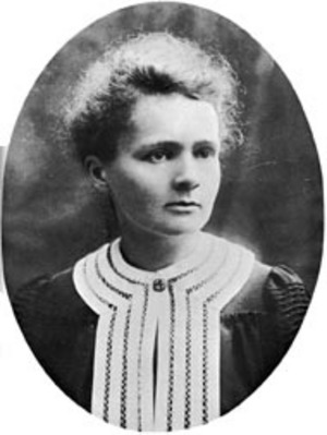 Hers Day Thursday Marie Curie