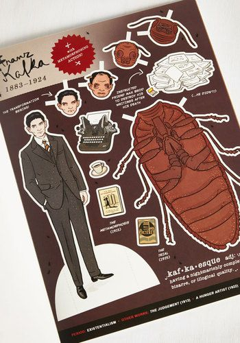 Fan Girl Friday Author Paper Doll