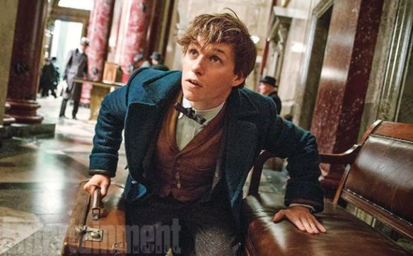 Fan Girl Friday Fantastic Beasts Eddie