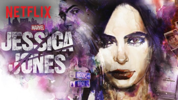 Fan Girl Friday Jessica Jones