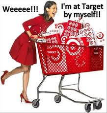 Mommy Monday Target Alone