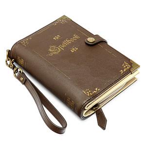 Fan GIrl Friday Spellbook Wallet