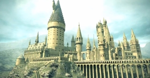 Writer Wednesday Hogwarts