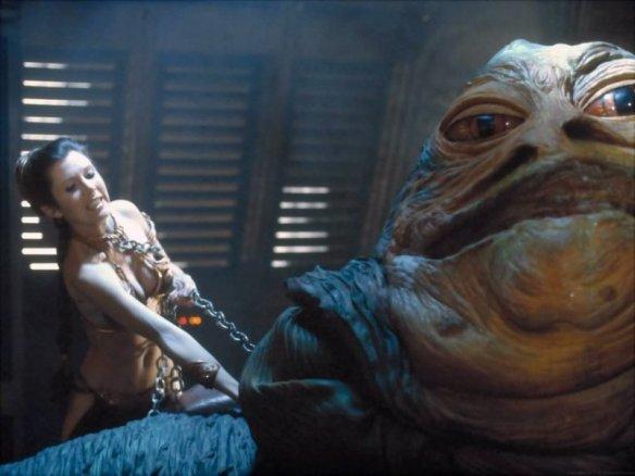 Hersday Thursday Leia Kills Jabba