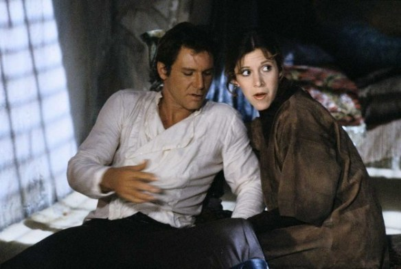 Hersday Thursday Leia Rescues Han