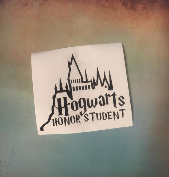 Fan Girl Friday Hogwarts Honor Student