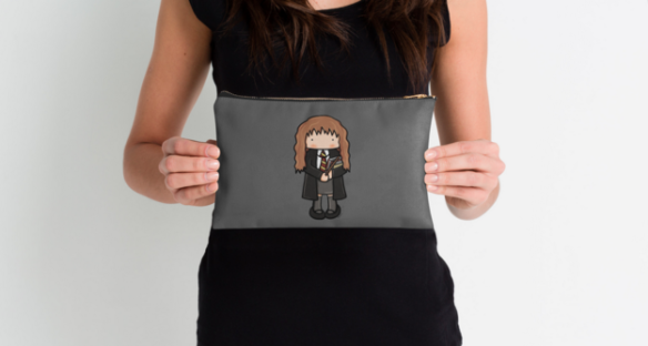 hermione pouch