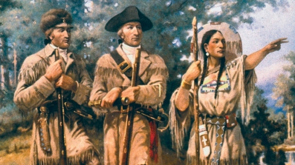 Detail_Lewis__Clark_at_Three_Forks-E