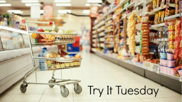 Try It Tuesday New Product Banner