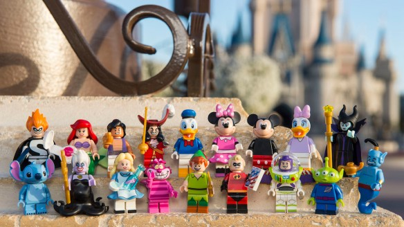 disney mini figs